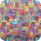 colorful pattern wallpaper152