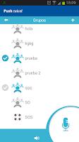 Screenshot of Push Telcel