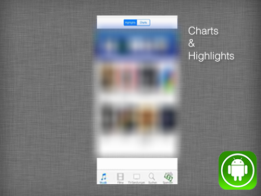 anTunes- iTunes ported2Android