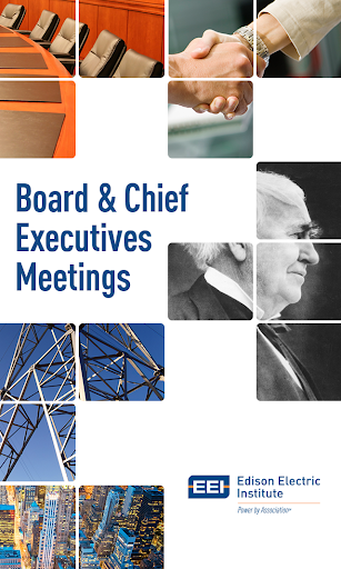 EEI Board Chief Executives