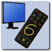 TV (Samsung) Remote Touchpad