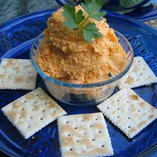 Roasted Red Pepper-Cheese Spread