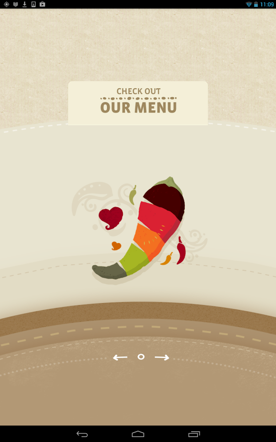 Nando's - screenshot
