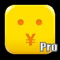 かんたん家計簿 Pro logo