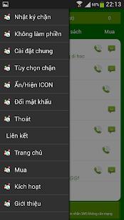 Chan cuoc goi va SMS- screenshot thumbnail
