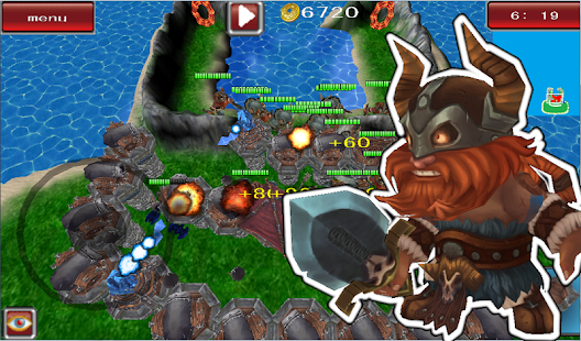 Tower Defense Bruiser strategy - screenshot thumbnail