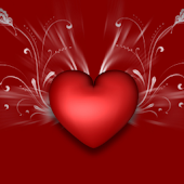 Red Heart Theme