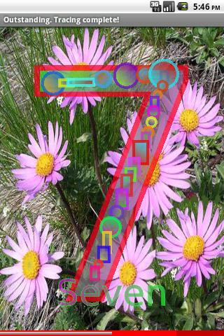Count Flowers 1-10 FREE- screenshot
