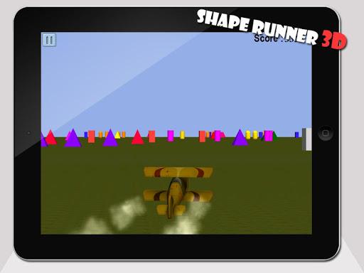 Shape Runner 3D