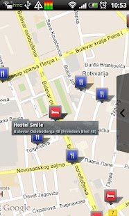 Novi Sad City Guide Lite- screenshot thumbnail