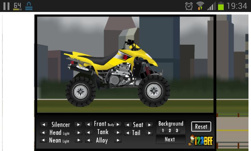 Juegos de Motos- screenshot