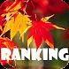全国紅葉人気スポットランキング2014
