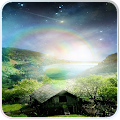 App Nature Live Wallpaper Meteors APK for Kindle