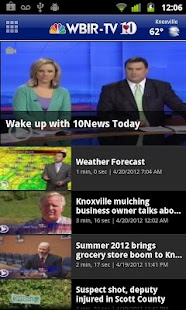 WBIR-TV - screenshot thumbnail