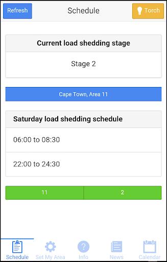 ShedAlert load shedding alerts