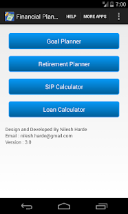 Financial Planner - screenshot thumbnail