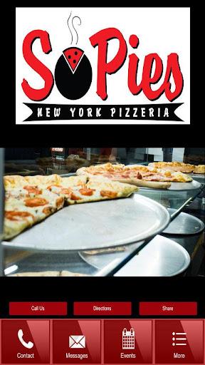 So Pies NY Pizzeria