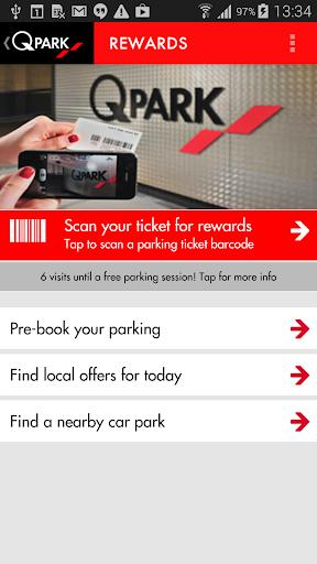 Q-Park Rewards