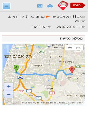 【免費通訊App】נוסעים ביחד-APP點子