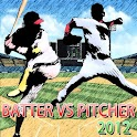 Batter VS Pitcher 2012 logo