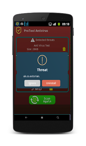 Antivirus Pro for Android™ for PC