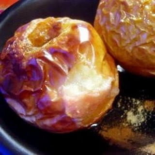 Baked Apples.