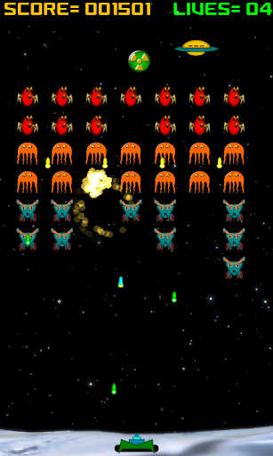 space invaders free play
