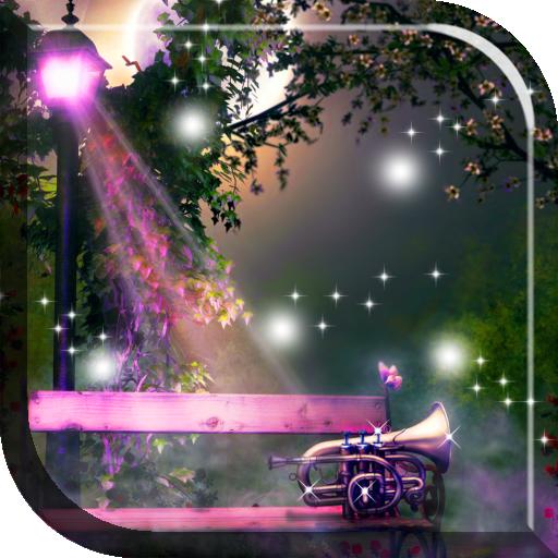 螢火蟲動態桌布 個人化 App LOGO-APP開箱王