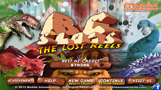 BC Monster Dinosaurs That Time Forgot Slots FREE- screenshot thumbnail
