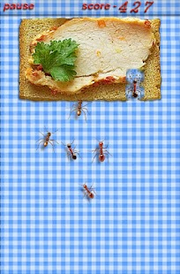 Hungry Ants- screenshot thumbnail
