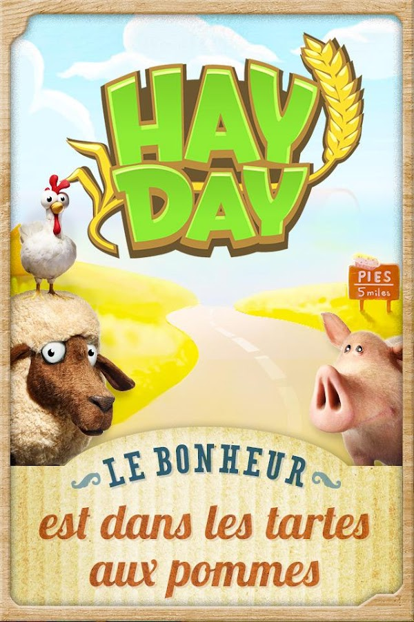 play store jeux gratuit hay day