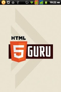 HTML5 Guru- screenshot thumbnail