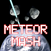 Meteor Mash, A Space Shooter