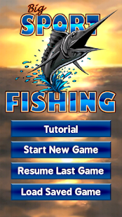 Big Sport Fishing 3D - screenshot thumbnail