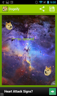 Dogeify- Custom Doge GREEN - screenshot thumbnail