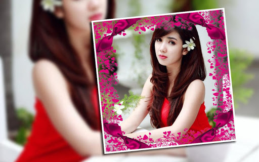 Women Frames Photo Collage