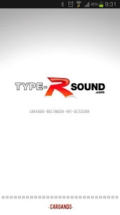 Type-R sound - screenshot thumbnail