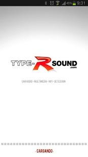 Type-R sound - screenshot thumbnail
