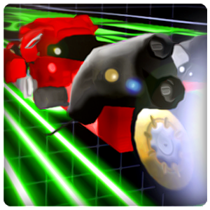 Glow Rider for PC and MAC