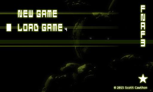 PC u7528 Five Nights at Freddy's 3 1