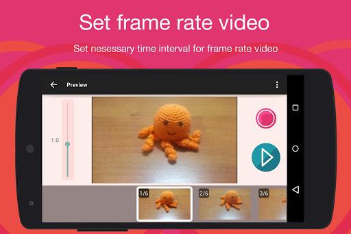 Stop Motion Cartoon Maker  screenshots 3