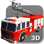 FIRE TRUCK SIMULATOR 3D 2.1 Apk