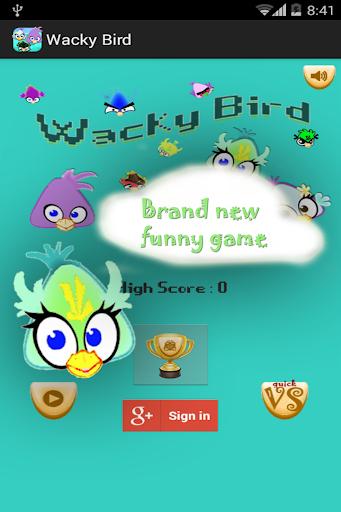 Wackybird