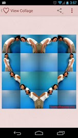 Heart Collage ♥ Body Shapes Screenshot 2
