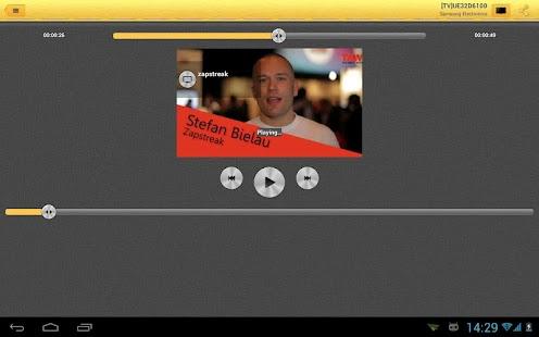 Shortbeam™ TV Media Player - screenshot thumbnail