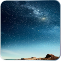Download Star flying live wallpaper APK for Laptop