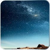 Download Star flying live wallpaper APK to PC