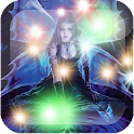 Dark Fairy Reflections LWP logo