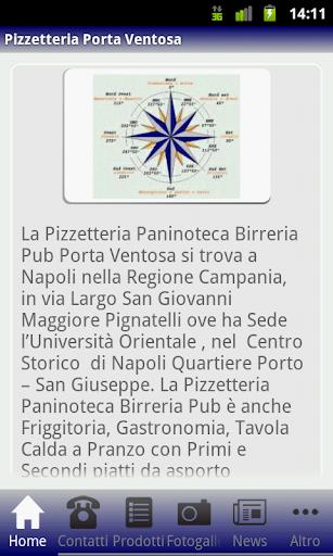 Pizzetteria Porta Ventosa