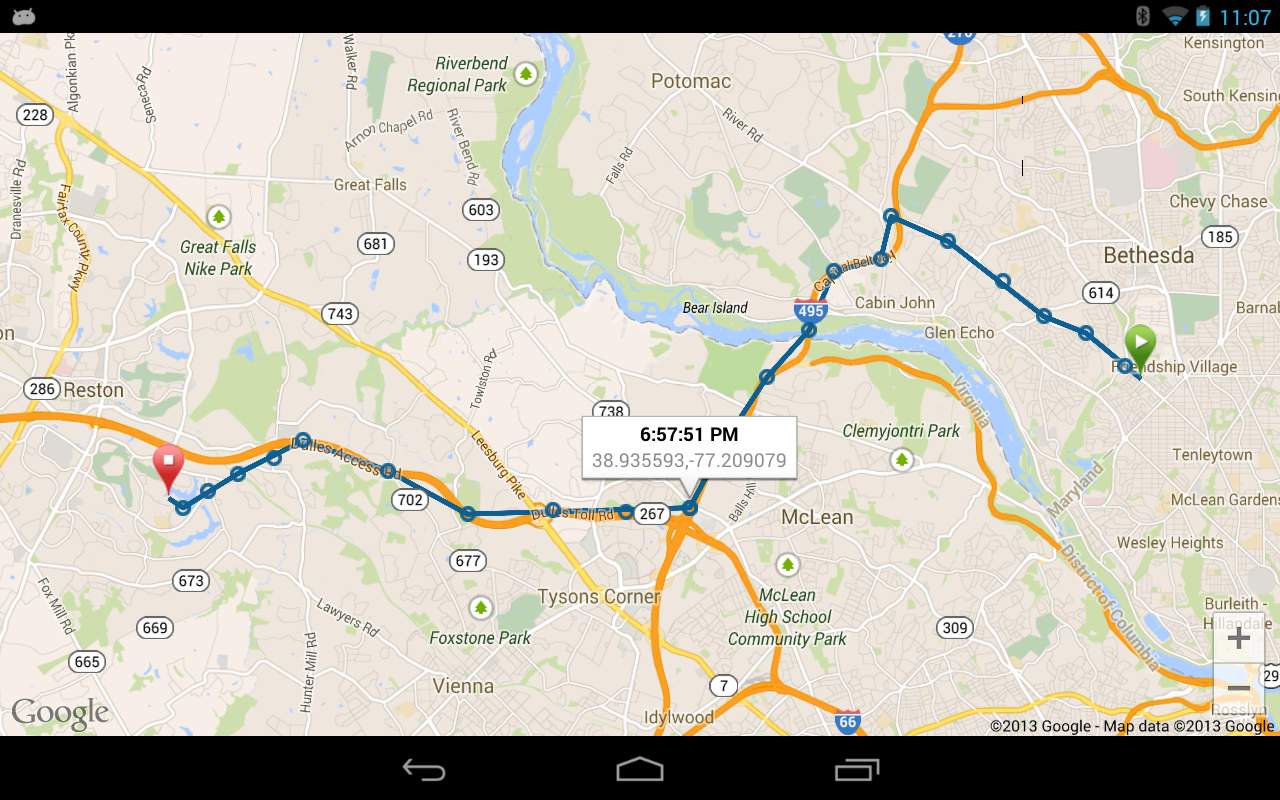 TripLog Mileage Log Tracker Android Apps on Google Play – Track My Travels Map